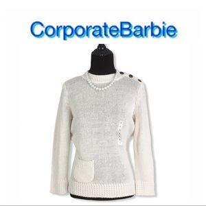 NWOT Lauren Jeans Company Sweater